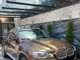 گزارش کارشناسی خودرو بی ام و X6