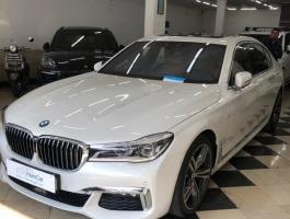 گزارش کارشناسی BMW 730LI