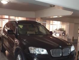 گزارش کارشناسی خودرو بی ام و X3