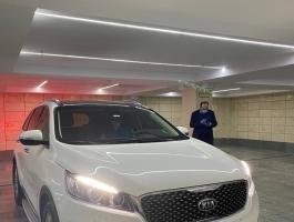 گزارش کارشناسی خودرو کیا سورنتو GTline