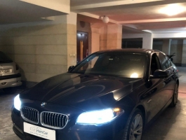 گزارش کارشناسی BMW 528i