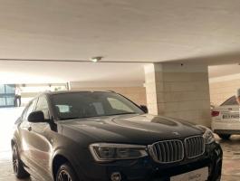 گزارش کارشناسی خودرو بی ام و X4