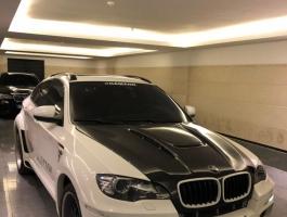 کارشناسی خودرو بی ام وX6