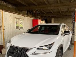 گزارش کارشناسی خودرو لکسوس NX 200