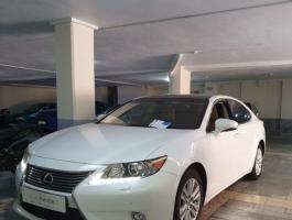 گزارش کارشناسی خودرو لکسوس ES250