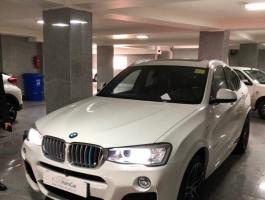 گزارش کارشناسی BMW X4