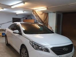 گزارش کارشناسی خودرو هیوندای سوناتا LF