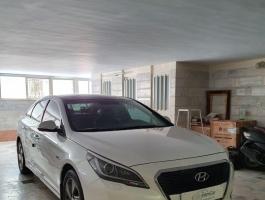 گزارش کارشناسی خودرو هیوندای سوناتا LF هیبرید