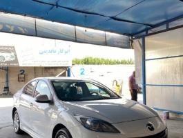 گزارش کارشناسی خودرو مزدا 3