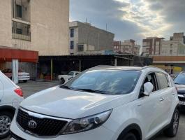 گزارش کارشناسی خودرو کیا اسپورتیج
