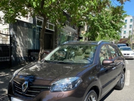 گزارش کارشناسی خودرو رنو کولئوس