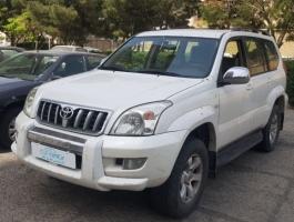 گزارش کارشناسی خودرو تویوتا پرادو