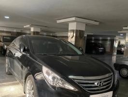 گزارش کارشناسی خودرو هیوندای سوناتا YF