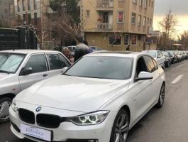 گزارش کارشناسی BMW 328i مدل 2014