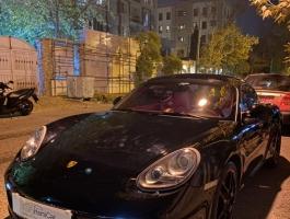 گزارش کارشناسی خودرو  پورشه کیمن S