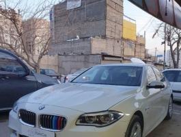 گزارش کارشناسی خودرو بی ام و ۵۲۸
