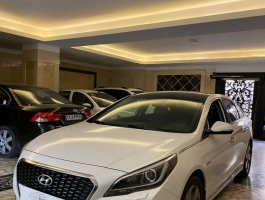 گزارش کارشناسی خودرو هیوندای سوناتا LF HV