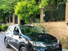 گزارش کارشناسی خودرو تویوتا رافور
