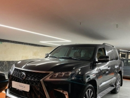 گزارش کارشناسی خودرو لکسوس Lx 570