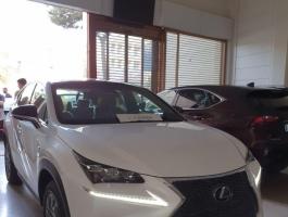 گزارش کارشناسی خودرو لکسوس NX200t
