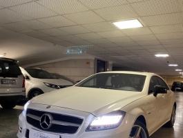 گزارش کارشناسی خودرو بنز CLS 500