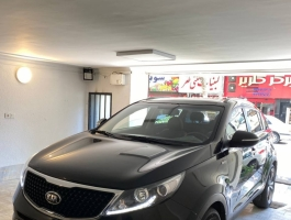 گزارش کارشناسی خودرو کیا اسپورتیج SL