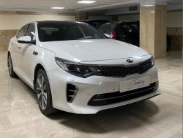 گزارش کارشناسی خودرو اپتیما JF