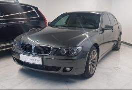 گزارش کارشناسی خودرو BMW 730I