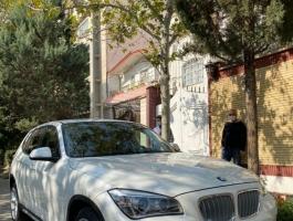 گزارش کارشناسی خودرو بی ام و X1
