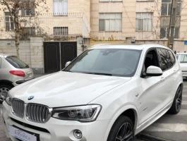 گزارش کارشناسی BMW X3 مدل 2015