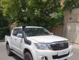 گزارش کارشناسی خودرو تویوتا هایلوکس