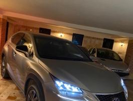 گزارش کارشناسی خودرو  لکسوس NX300 H