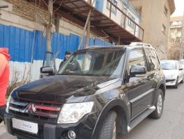 گزارش کارشناسی خودرو میتسوبیشی پاجرو