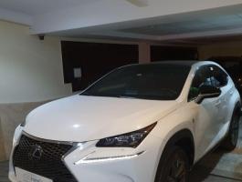 گزارش کارشناسی خودرو لکسوس NX300H