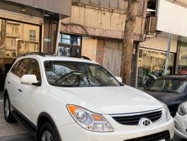 گزارش کارشناسی خودرو هیوندای وراکروز
