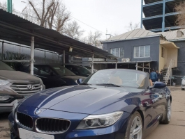 گزارش کارشناسی خودرو  بی ام و Z4