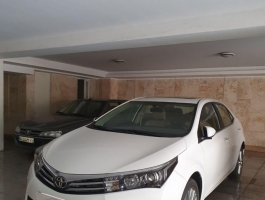 گزارش کارشناسی خودرو تویوتا کرولا