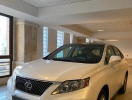 گزارش کارشناسی خودرو لکسوس RX350