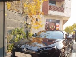 گزارش کارشناسی خودرو تویوتا GT86