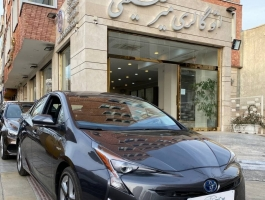 گزارش کارشناسی خودرو تویوتا پریوس