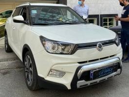 گزارش کارشناسی خودرو سانگ یانگ تیوولی