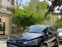 گزارش کارشناسی خودرو هیوندای i20