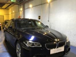 گزارش کارشناسی خودرو بی ام و ۵۲۸i