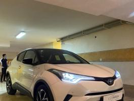 گزارش کارشناسی خودرو تویوتا C-HR