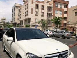 گزارش کارشناسی Benz C200
