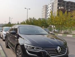 گزارش کارشناسی خودرو رنو تالیسمان