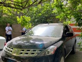 گزارش کارشناسی خودرو نیسان مورانو