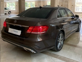 گزارش کارشناسی خودرو بنز E250