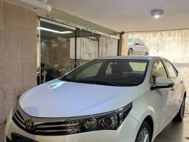 گزارش کارشناسی خودرو تویوتا کرولا GLi