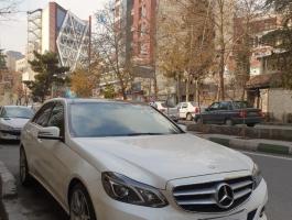 گزارش کارشناسی خودرو بنز E200